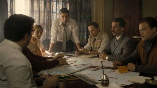 Oscar Isaac Hunts a Nazi in First Operation Finale Trailer