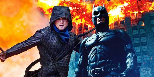 The New Robin Hood Movie Is A Dark Knight Remake
