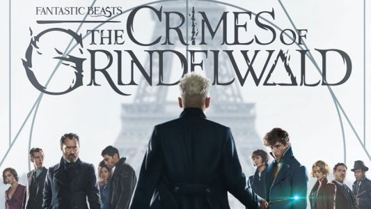 Here's the Final Poster for Fantastic Beasts: The Crimes of Grindelwald