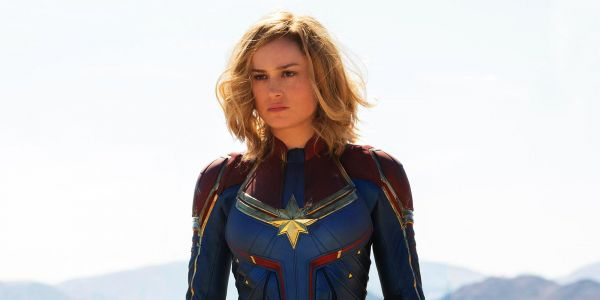 Captain Marvel Trailer Is Second Most-Liked MCU Trailer On YouTube