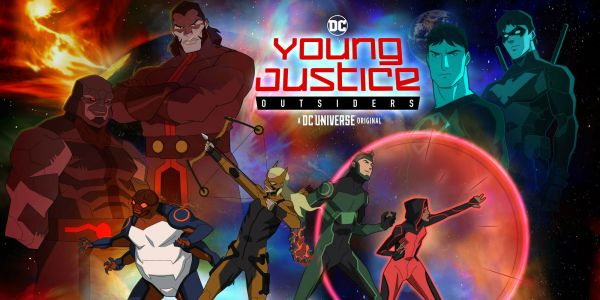 Young Justice: Outsiders DC Universe Premiere Date Revealed