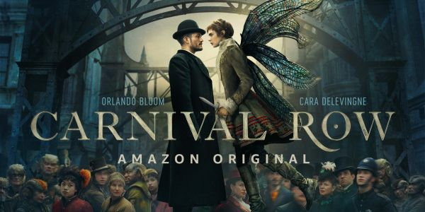 Carnival Row Teaser Trailer: Orlando Bloom Finds Himself In A Victorian Fantasy