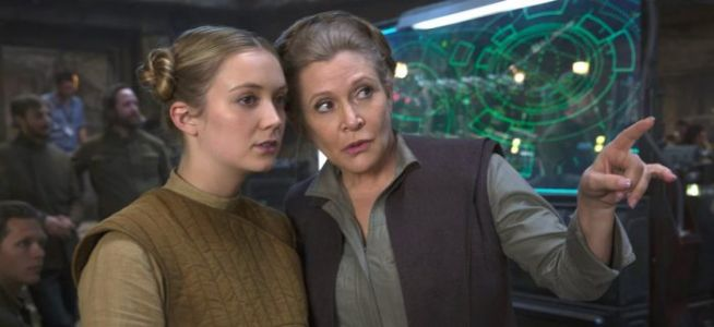 How 'The Rise of Skywalker' Brings Back Leia