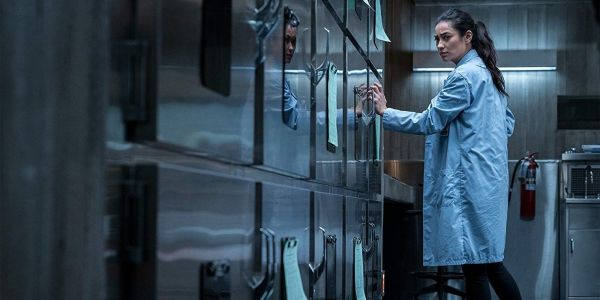 Shay Mitchell Interview: The Possession of Hannah Grace