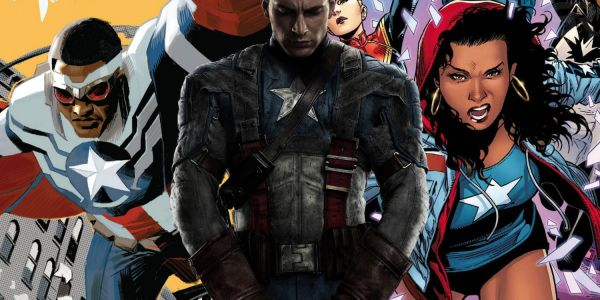 MCU Actor Says Next Captain America Could Be Black Or A Woman