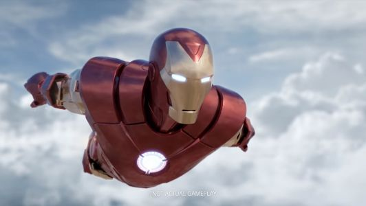 Sony Announces Iron Man VR for PlayStation 4
