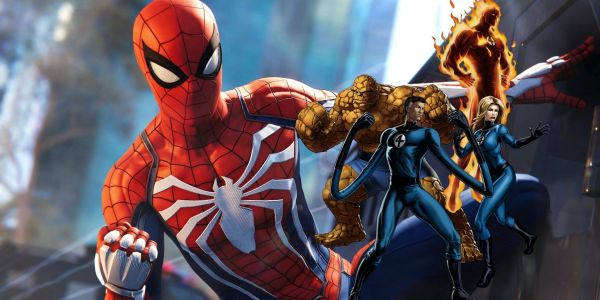 Spider-Man PS4 Getting Fantastic Four Content Soon?