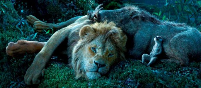 'The Lion King' Early Box Office Tracking Predicts a Massive Opening Weekend