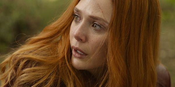 Elizabeth Olsen Has An Awesome Idea For A Scarlet Witch Movie