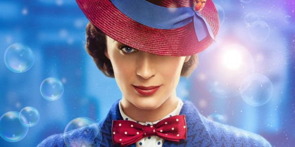 Mary Poppins Returns Sneak Peek & Posters Reveal New Look At Sequel