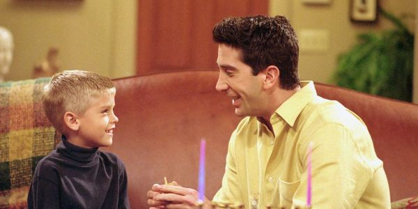 Friends: 10 Actors You Forgot Were on the Show   ScreenRant