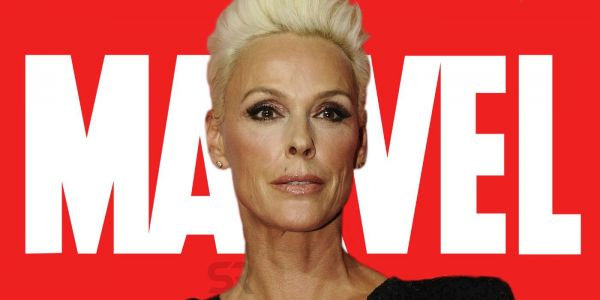 Brigitte Nielsen Wants To Play A Marvel Villain