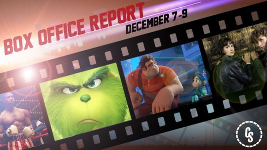 Ralph Breaks the Internet Leads the Lowest Box Office Weekend of 2018