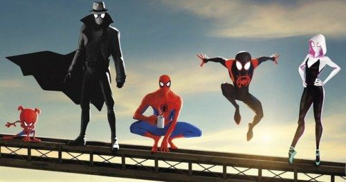 Into the Spider-Verse Extended Preview Gives Spider-Man a Cool