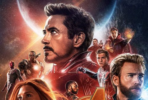 Avengers: Infinity War RealD, Dolby and IMAX Posters Revealed