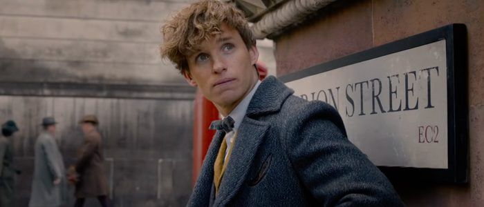 'Fantastic Beasts: The Crimes of Grindelwald' Trailer: The Hunt for Grindelwald Begins