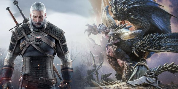 The Witcher is Coming to Monster Hunter: World