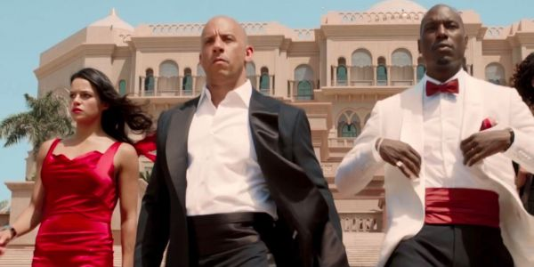 Michelle Rodriguez & Tyrese Gibson Returning for Fast & Furious 9