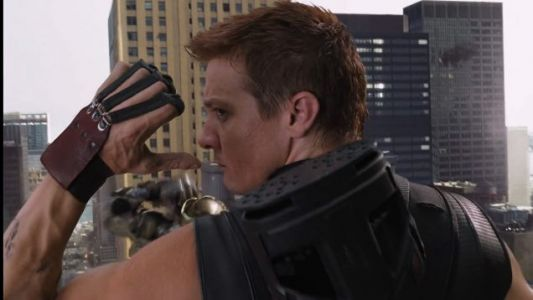 Kevin Feige Gets Cheeky About Hawkeye's INFINITY WAR Absence So Far
