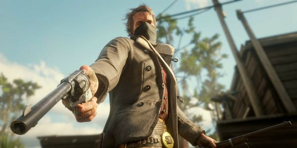 Red Dead Redemption 2's 50+ Weapons Revealed