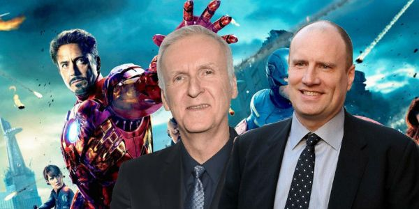 Kevin Feige Amusingly Responds to James Cameron's Superhero Criticisms