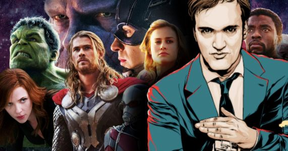 What Is Quentin Tarantino's Favorite Marvel Movie in the MCU?