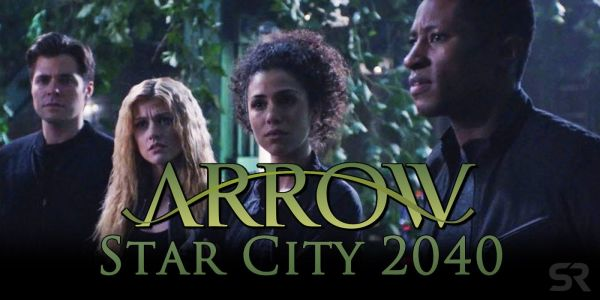 Arrow Has Already Set Up The Perfect Spin-Off Series: Star City 2040