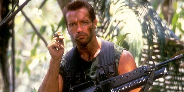 Is This How Arnold Schwarzenegger Would Have Been Used In The Predator?