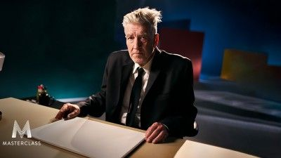 The David Lynch MasterClass on Creativity and Film is Finally Live