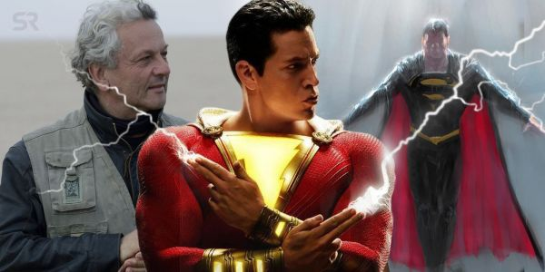 Shazam Makes Up For George Miller's Failed Justice League Movie