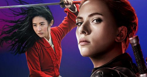 Are Black Widow and Disney's Mulan Going Straight to