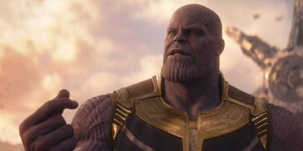 Marvel Gave Thanos' Infinity War Snap An Official Name