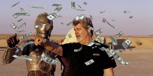 George Lucas Named America's Wealthiest Celebrity for 2018