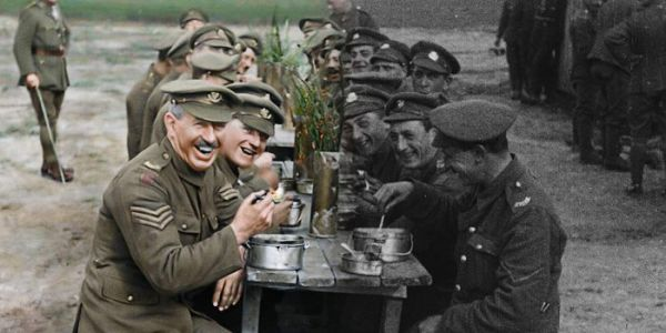 'They Shall Not Grow Old' Review: Humanity Leaps Off the Screen in Peter Jackson's Vivid World War I Documentary