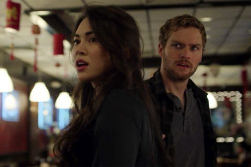 Finn Jones and Jessica Henwick Break Down Those Intense 'Iron Fist' Fights
