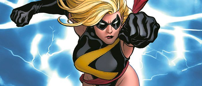 """'Captain Marvel' Bits: Rejecting Her """"Bathing Suit"""" Costume, Larson Fought for a More Inclusive Press Tour, and More"""