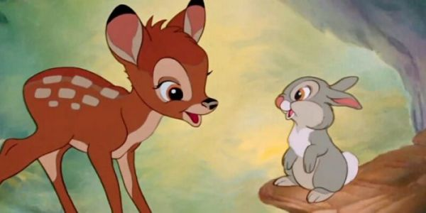 "Of Course 'Bambi' Is Getting a ""Live-Action"" Remake at Disney"