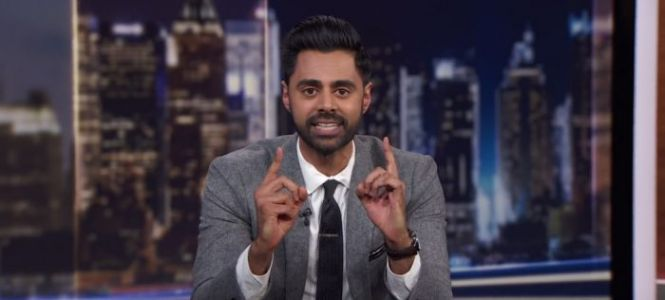 Hasan Minhaj Tries to Save MoviePass Before Leaving 'The Daily Show' for Netflix