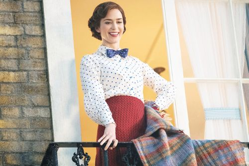 'Mary Poppins Returns' is Now on VOD