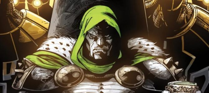 Noah Hawley is Still Talking to Marvel About 'Doctor Doom'