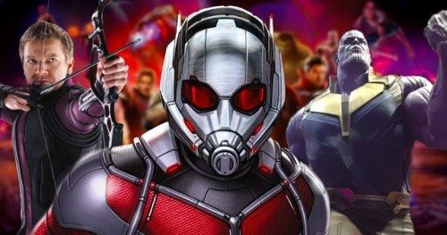 Avengers 4 Fan Trailer Brings Ant-Man and Hawkeye Into the End
