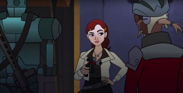 New 'Forces of Destiny' Short Features Qi'ra Facing Off Against a Famous Bounty Hunter