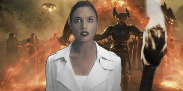 Justice League Photos Reveal Deleted Wonder Woman Invasion History Lesson