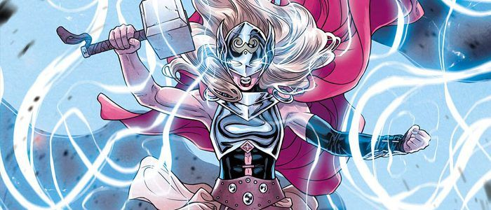 """Natalie Portman Will Be Known as """"Mighty Thor"""" in 'Thor: Love and Thunder'"""