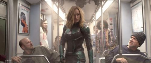 'Captain Marvel's 90s Setting Gets Confusing Thanks to the Film's Soundtrack, Stan Lee's Cameo & More