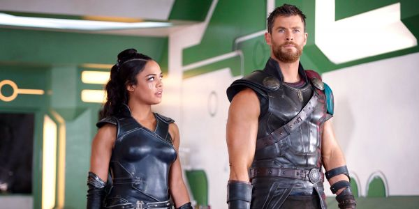 Men in Black Spinoff Reunites Tessa Thompson & Chris Hemsworth