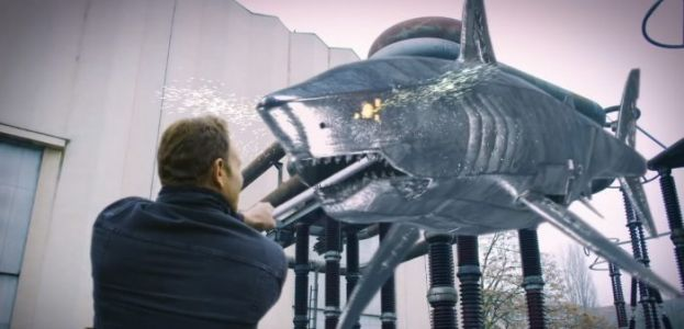 'The Last Sharknado' Trailer Includes Time Travel, Dragon Sharks, and Tara Reid Clones