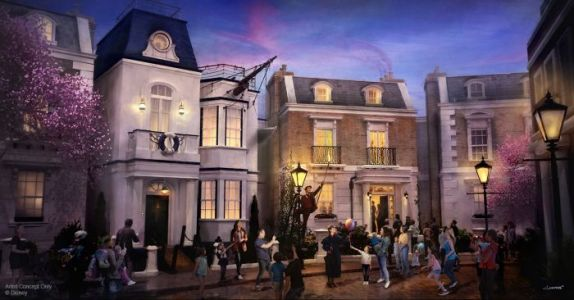 First Ever 'Mary Poppins' Ride is Coming to Walt Disney World's Epcot
