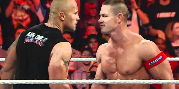 John Cena Apologizes For Beef With The Rock Now That He's Working On Movies