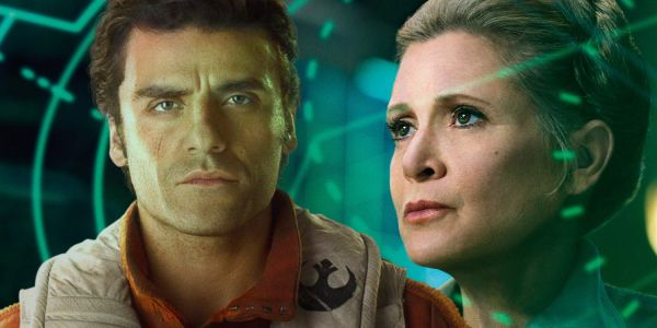 "Star Wars 9 Uses Princess Leia in a ""Beautiful Way,"" Says Oscar Isaac"
